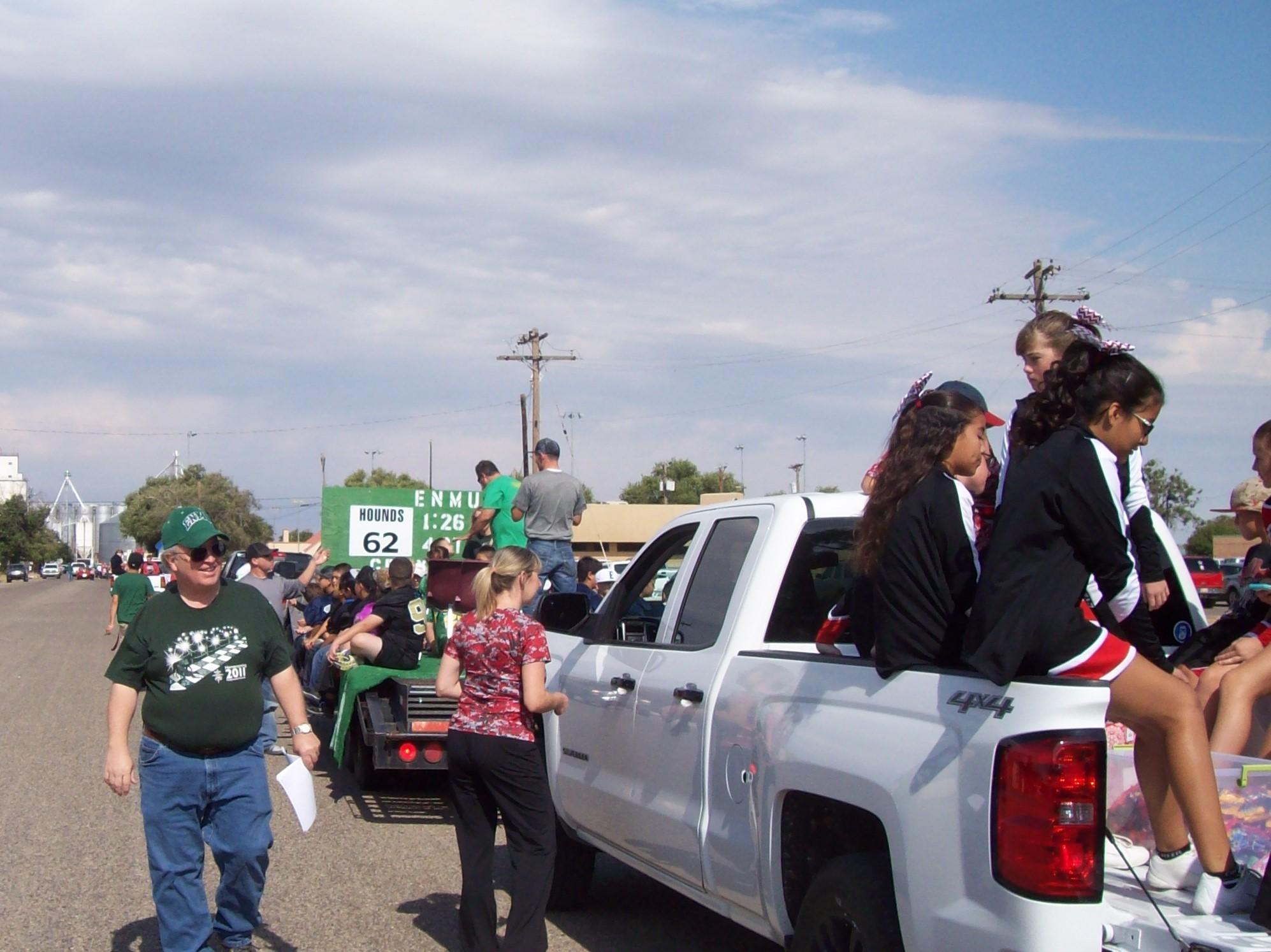 Parade Coordination